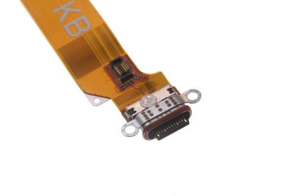 Zenfone8(ZS590KS)USBコネクターケーブル交換修理 [3]