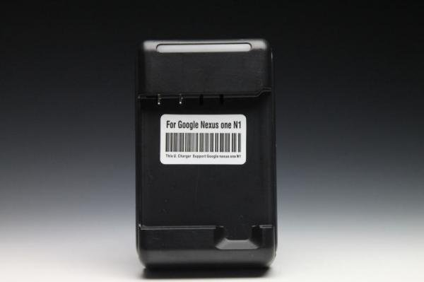 SoftBank X06HT HTC Desire/Google Nexus One用 ユニバーサルバッテリーチャージャー  [1]