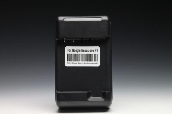 SoftBank X06HT HTC Desire/Google Nexus One用 ユニバーサルバッテリーチャージャー  [2]