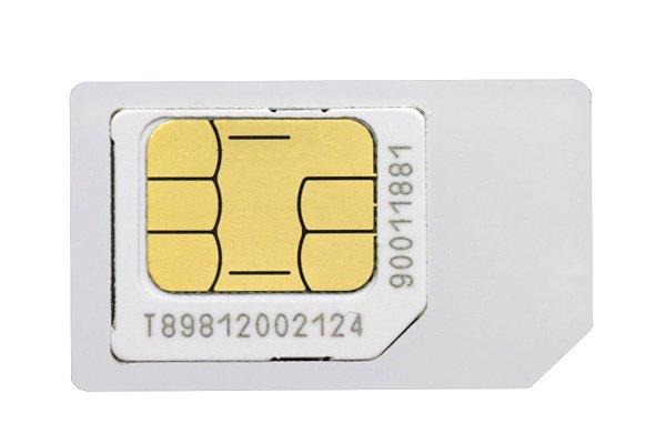 【ネコポス送料無料】通常のSIMに簡単変換マイクロSIM変換アダプター 5枚セット  [2]