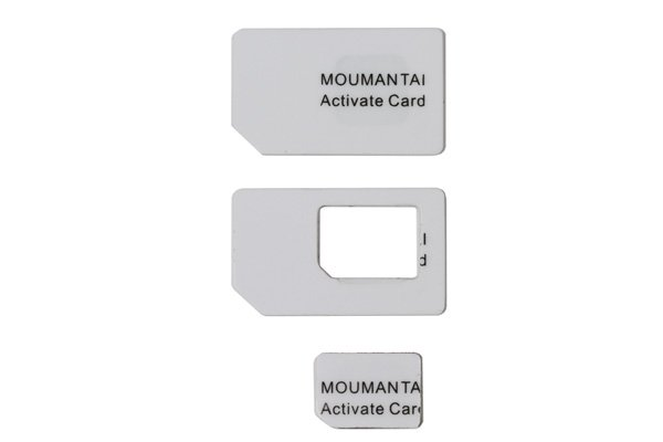 マイクロSIMやNano SIM のカタチに簡単カットデュアルSIMカッター 全2色 [5]