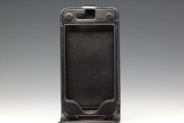 CAPDASE Flip Top プレミアムレザーケース iPhone 4用 [2]