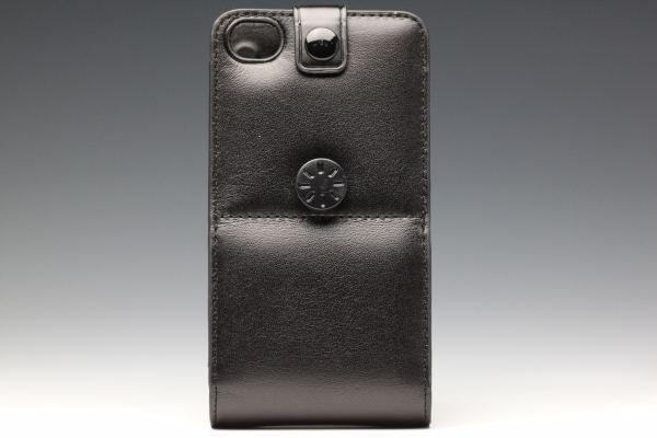 CAPDASE Flip Top プレミアムレザーケース iPhone 4用 [3]