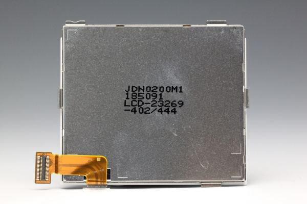 Blackberry Bold 9700 LCD ホワイト 402(002) [3]