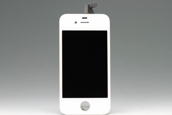 Apple iPhone4 フロントパネルASSY ホワイト 動作確認済み [1]