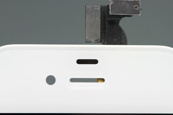 Apple iPhone4 フロントパネルASSY ホワイト 動作確認済み [3]