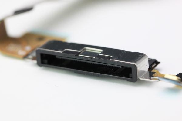 【ネコポス送料無料】Apple iPhone4 ドックコネクタケーブル 2色あります  [4]