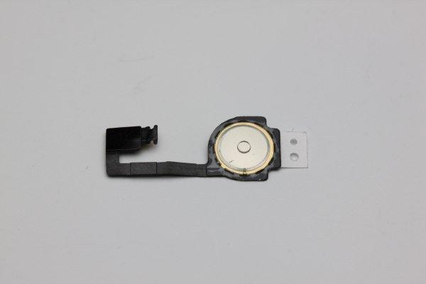 【ネコポス送料無料】Apple iPhone4 ホームボタンセット 2色あります  [3]
