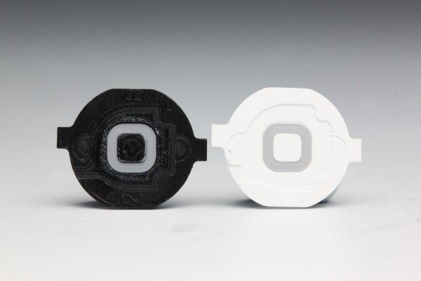 【ネコポス送料無料】Apple iPhone4 ホームボタンセット 2色あります  [4]