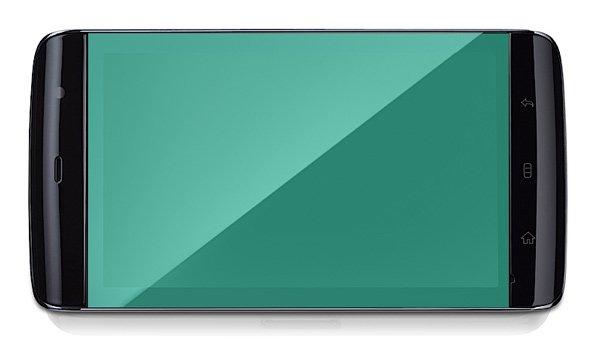 【ネコポス送料無料】 Dell Streak mini5用 液晶保護フィルムセット アンチグレアタイプ  [3]