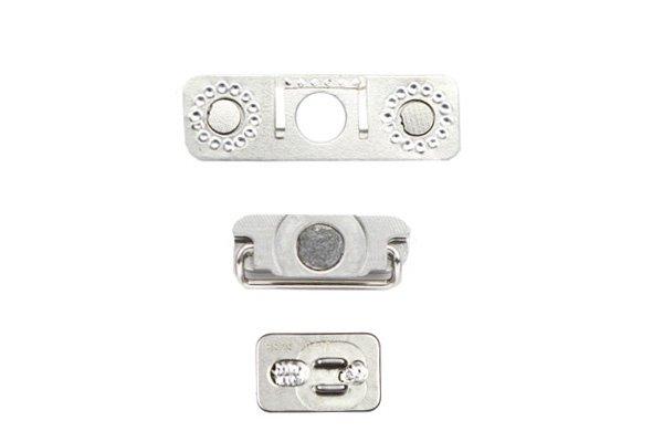 【ネコポス送料無料】Apple iPhone4S ボリューム マナー スリープボタンセット  [2]