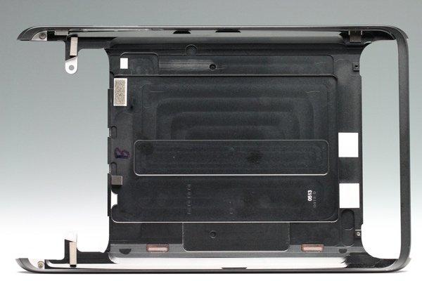 【ネコポス送料無料】HTC Flyer バックカバー ブラック Sprint仕様  [2]