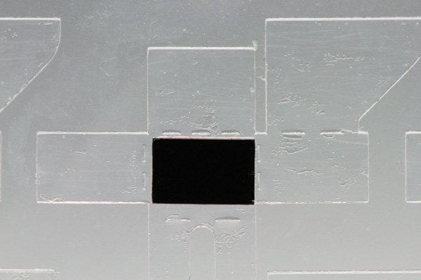 【ネコポス送料無料】Apple iPhone4 浸水検知シール イヤホンジャック用  [1]