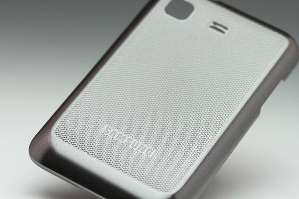 【ネコポス送料無料】Samsung Galaxy PRO B7510 バッテリーカバー  [3]