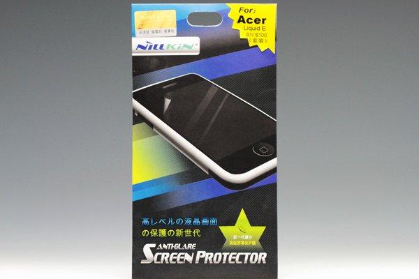 【ネコポス送料無料】 Acer Liquid E A1/S100用 液晶保護フィルムセット アンチグレアタイプ  [1]