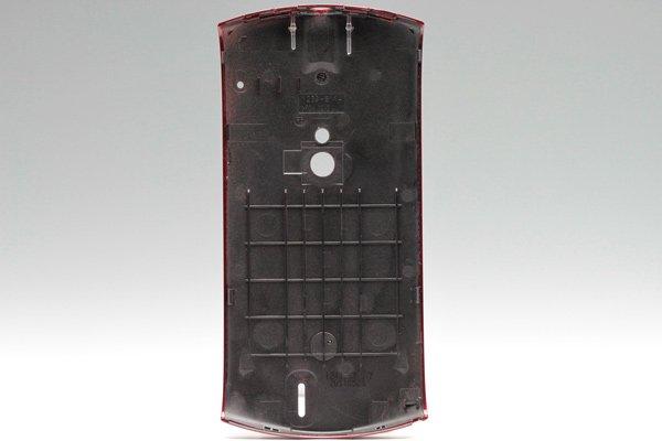 【ネコポス送料無料】Xperia neo (Mt15) バッテリーカバー 3色あります  [2]