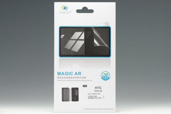 【ネコポス送料無料】 反射防止液晶保護フィルム HTC EVO 3D用  [1]