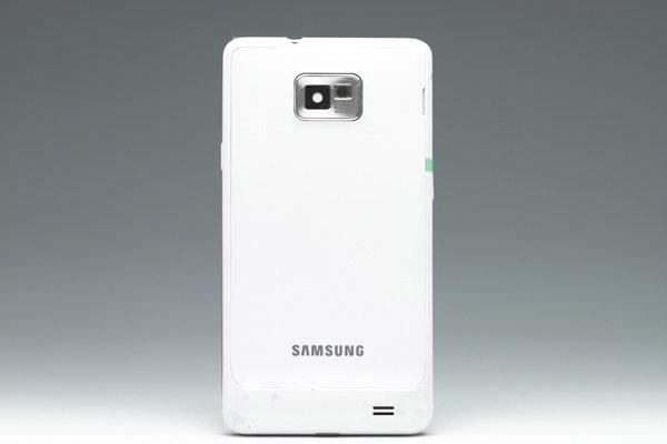 【ネコポス送料無料】レアカラーSAMSUNG Galaxy S2 GT-I9100 交換セット ホワイト  [1]
