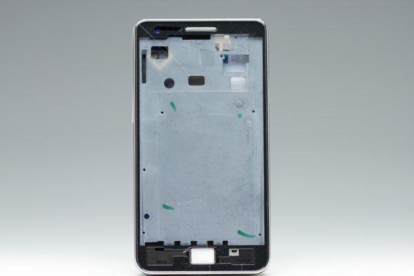 【ネコポス送料無料】レアカラーSAMSUNG Galaxy S2 GT-I9100 交換セット ホワイト  [2]