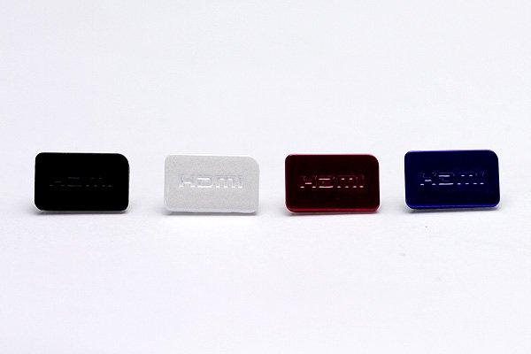【ネコポス送料無料】Xperia Acro/docomo SO-02C HDMI/USBスロットカバー  4色あります [1]