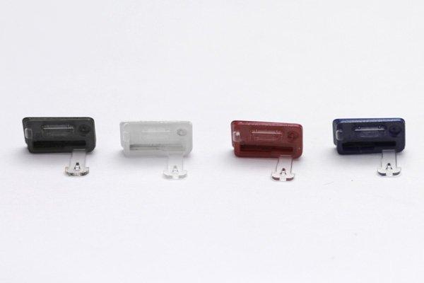 【ネコポス送料無料】Xperia Acro/docomo SO-02C HDMI/USBスロットカバー  4色あります [2]