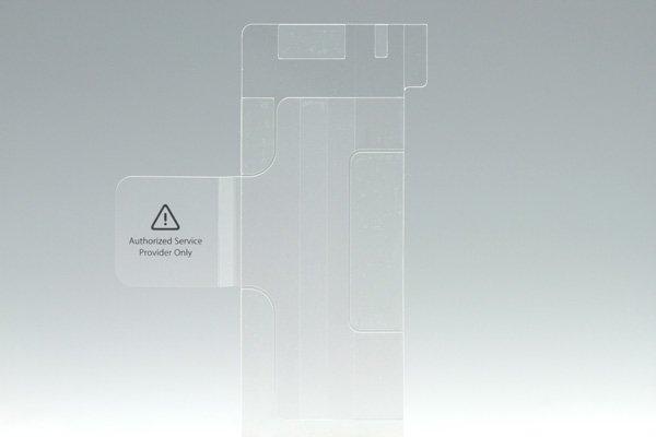【ネコポス送料無料】Apple iPhone4S 両面テープ バッテリー固定用  [1]