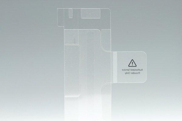 【ネコポス送料無料】Apple iPhone4S 両面テープ バッテリー固定用  [2]