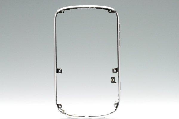 【ネコポス送料無料】Blackberry Bold 9900 フレーム ブラック  [1]