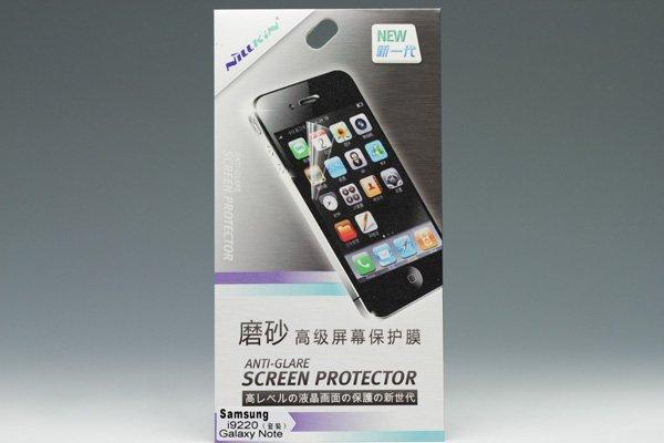 【ネコポス送料無料】Galaxy Note (SC-05D GT-N7000)用 液晶保護フィルムセット アンチグレアタイプ  [1]