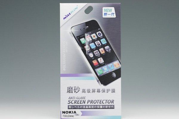 【ネコポス送料無料】NOKIA 700用 液晶保護フィルムセット アンチグレアタイプ  [1]