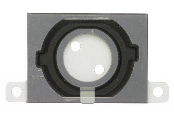 【ネコポス送料無料】Apple iPhone4S ホームボタン固定用シリコンテープ  [1]