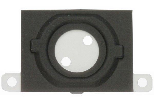 【ネコポス送料無料】Apple iPhone4S ホームボタン固定用シリコンテープ  [2]