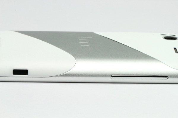 【ネコポス送料無料】HTC Sensation バッテリーカバーセット ホワイト  [4]