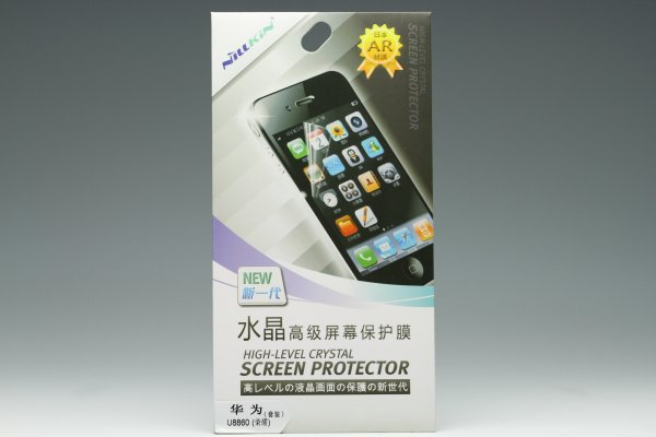 【ネコポス送料無料】Huawei Honor (U8860) 液晶保護フィルムセット クリスタルクリアタイプ  [1]
