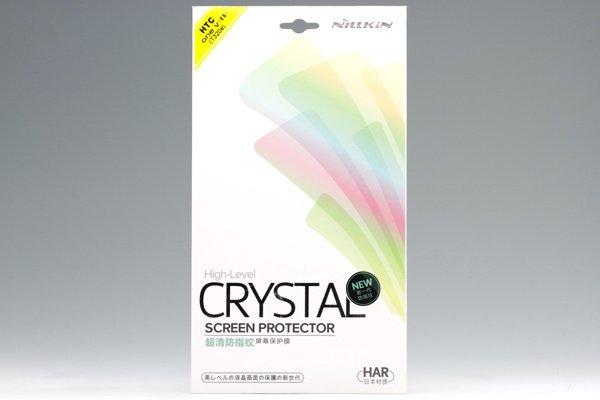【ネコポス送料無料】HTC One V(T320e) 液晶保護フィルムセット クリスタルクリアタイプ  [2]