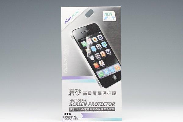 【ネコポス送料無料】HTC Sensation XL(X315e) 液晶保護フィルムセット アンチグレアタイプ  [1]