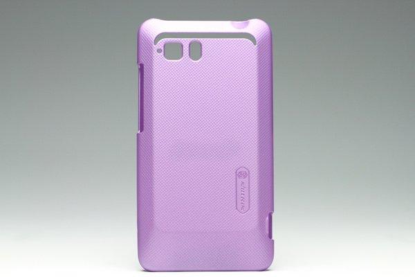 【ネコポス送料無料】HTC Raider 4G (X710e)専用保護カバー LCD液晶保護フィルム付き 3色あります  [4]