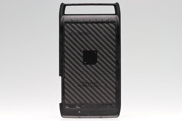 【ネコポス送料無料】MOTOROLA RAZR (XT910) バックカバー 2色あります  [4]