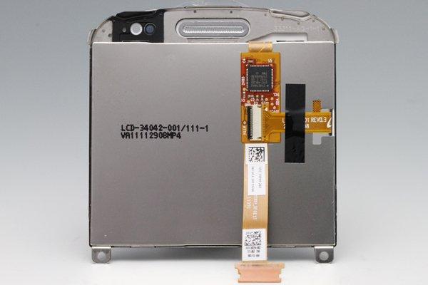 Blackberry bold 9900 ホワイト 液晶ASSY 001  [2]