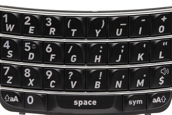 【ネコポス送料無料】Blackberry bold 9790 キーパッド ブラック 英文  [3]