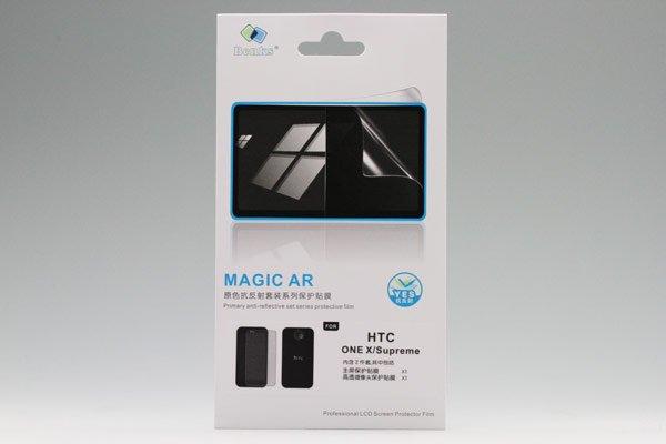 【ネコポス送料無料】 反射防止液晶保護フィルム HTC One X (S720e)  [1]