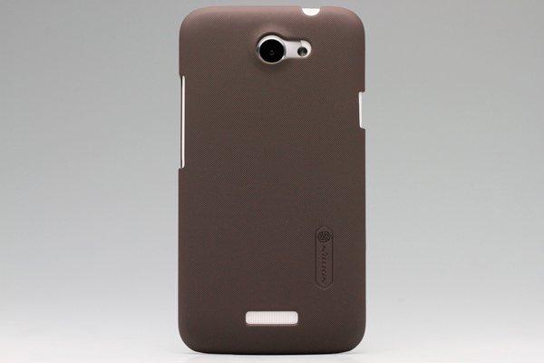 【ネコポス送料無料】HTC One X (S720e) 専用保護カバー LCD液晶保護フィルム付き 5色あります  [1]