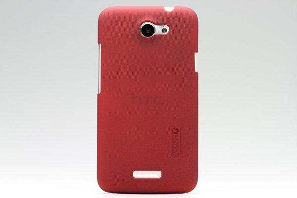 【ネコポス送料無料】HTC One X (S720e) 専用保護カバー LCD液晶保護フィルム付き 5色あります  [3]