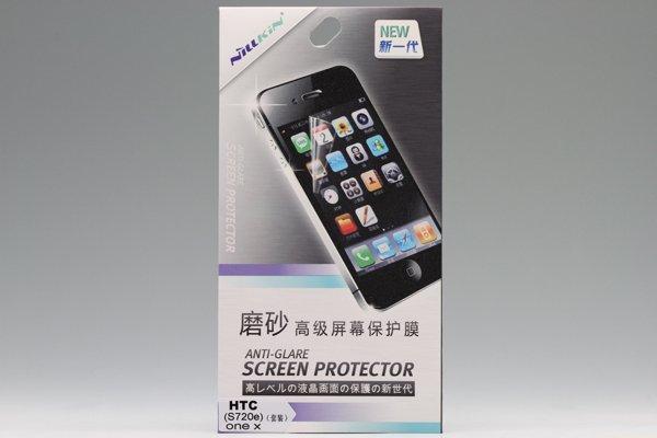 【ネコポス送料無料】 HTC One X (S720e)用 液晶保護フィルムセット アンチグレアタイプ  [1]