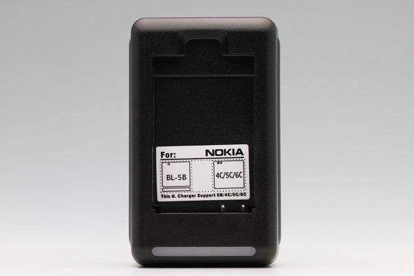 NOKIA BL-4C 5C 6C用 ユニバーサルバッテリーチャージャー