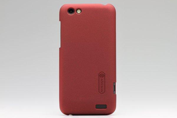 【ネコポス送料無料】HTC One V (T320e) 専用保護カバー LCD液晶保護フィルム付き 3色あります  [1]