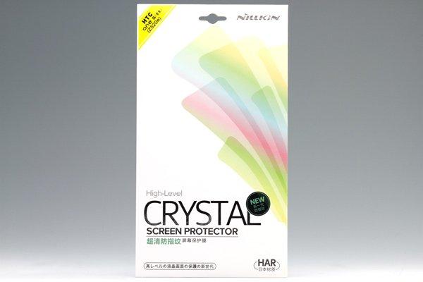 【ネコポス送料無料】HTC One S(Z520e) 液晶保護フィルムセット クリスタルクリアタイプ  [2]