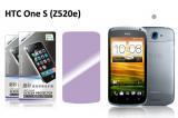 【ネコポス送料無料】HTC One S(Z520e) 液晶保護フィルムセット アンチグレアタイプ