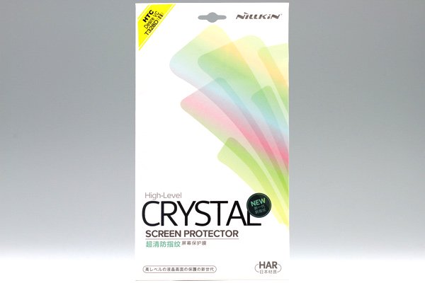 【ネコポス送料無料】HTC Desire VC(T328D) 液晶保護フィルムセット クリスタルクリアタイプ  [2]