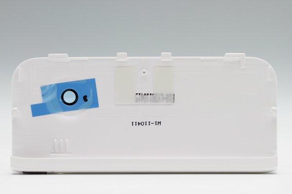 【ネコポス送料無料】HTC Flyer (P510E) アンテナ カメラカバーセット ホワイト  [3]